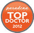 Top Doctor 2012 Badge