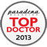 Top Doctor 2013 Badge