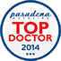 Top Doctor 2014 Badge
