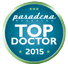 Top Doctor 2015 Badge